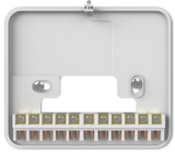Heatmiser RF-Switch aansluiting