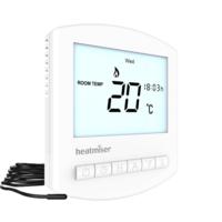 Heatmiser Slimline-E thermostaat (Elektrische vloerverwarming)