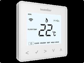 Heatmiser neoAir programmeerbare thermostaat (draadloos)